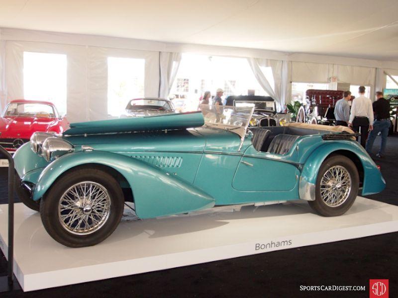 1937 Bugatti Type 57sc Sports Tourer Body By Vanden Plas Auto Body Repair Shops Car Detailing Bugatti