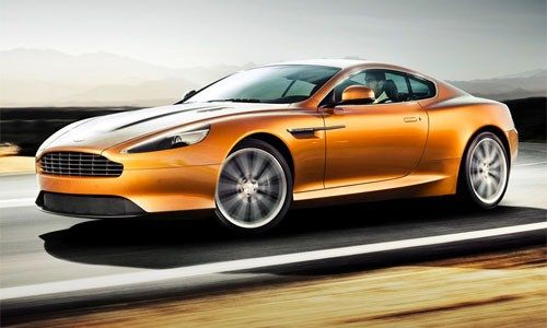Most beautiful new cars of 2012 Aston Martin Virage