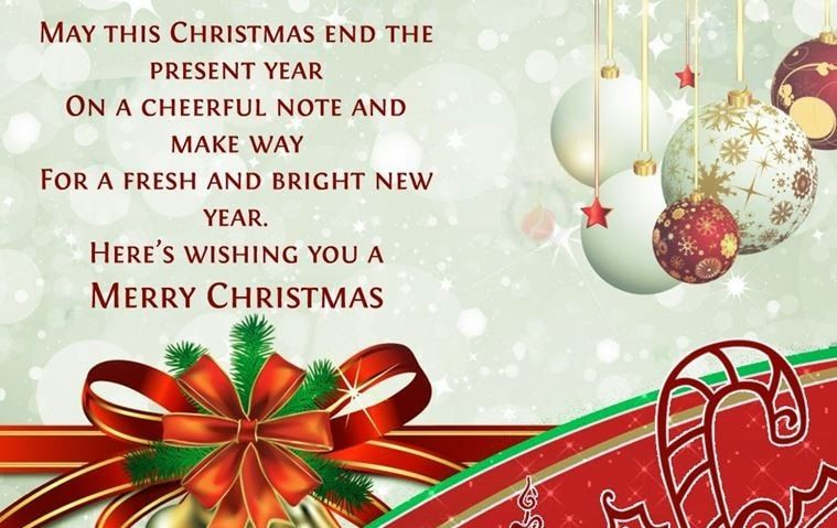 220+ Merry Christmas and Happy New Year Quotes 2020 Wishes