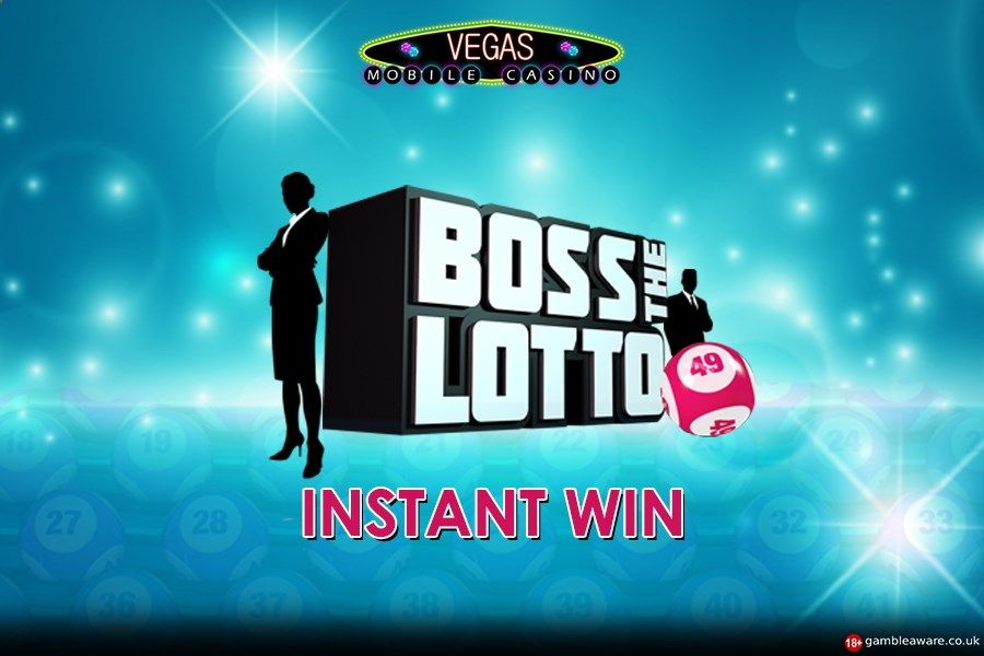 Are you bored with spinning reels? Vegas Mobile Casino has introduced an exciting game, Boss the Lotto. Find colourful balls and begin picking, the good balls will reveal cash bonus for you. Start the game now for instant wins!! www.vegasmobileca...
