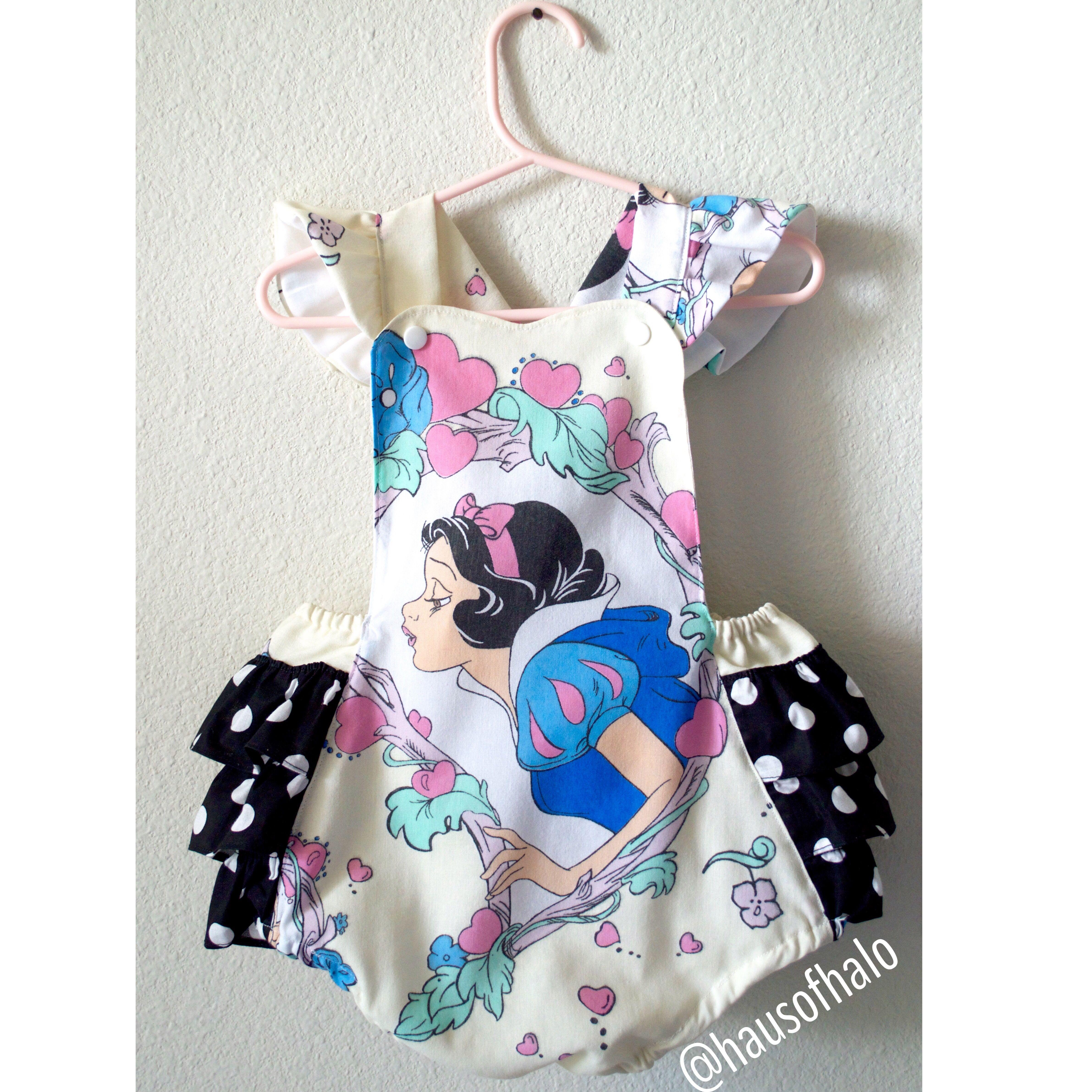 Step Aside Snow White Baby Vest Babygrow Baby Gift Disney Princess