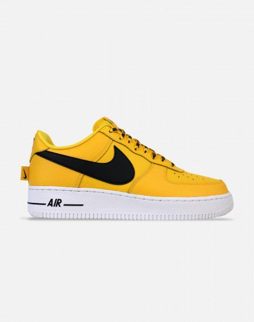 Nike Air Force 1 Low Nba Love For The 1 Amarillo Black White