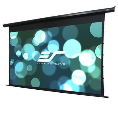 "125"" Tensioned Electric Screen in 2019 