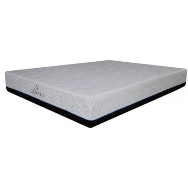 The Sherwood Omega Memory Foam Mattress Features Ventilated Gel