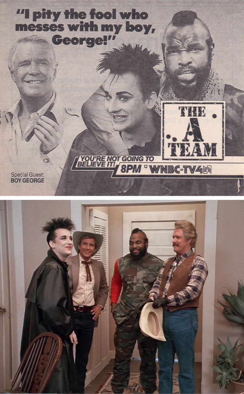 The A Team Season 4 Episode 16 Cowboy George With Special Guest Boy Originally Aired On February 11 1986