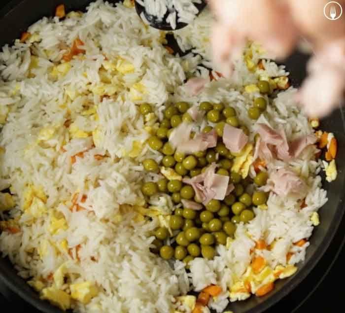 Arroz Chino Recetas De Cocina Casera Recetas Fáciles Y