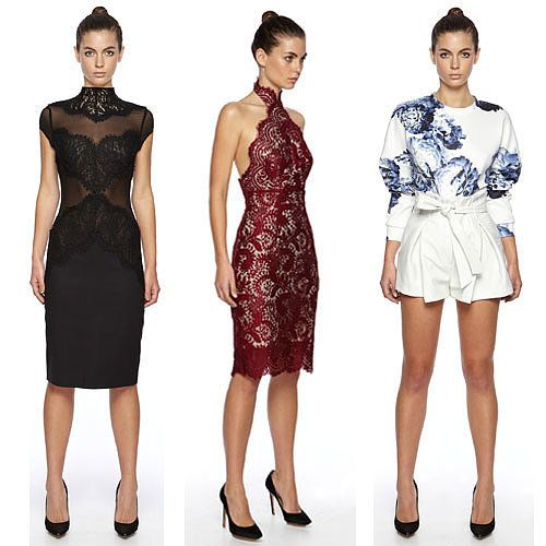 the Cocktail Dress Code in Lover\'s Winter Collection