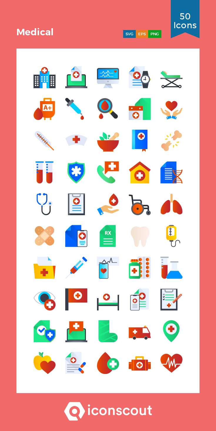 Download Medical Icon Pack Available In Svg Png Eps Ai Icon Fonts Medical Icon Icon Pack Hospital Icon