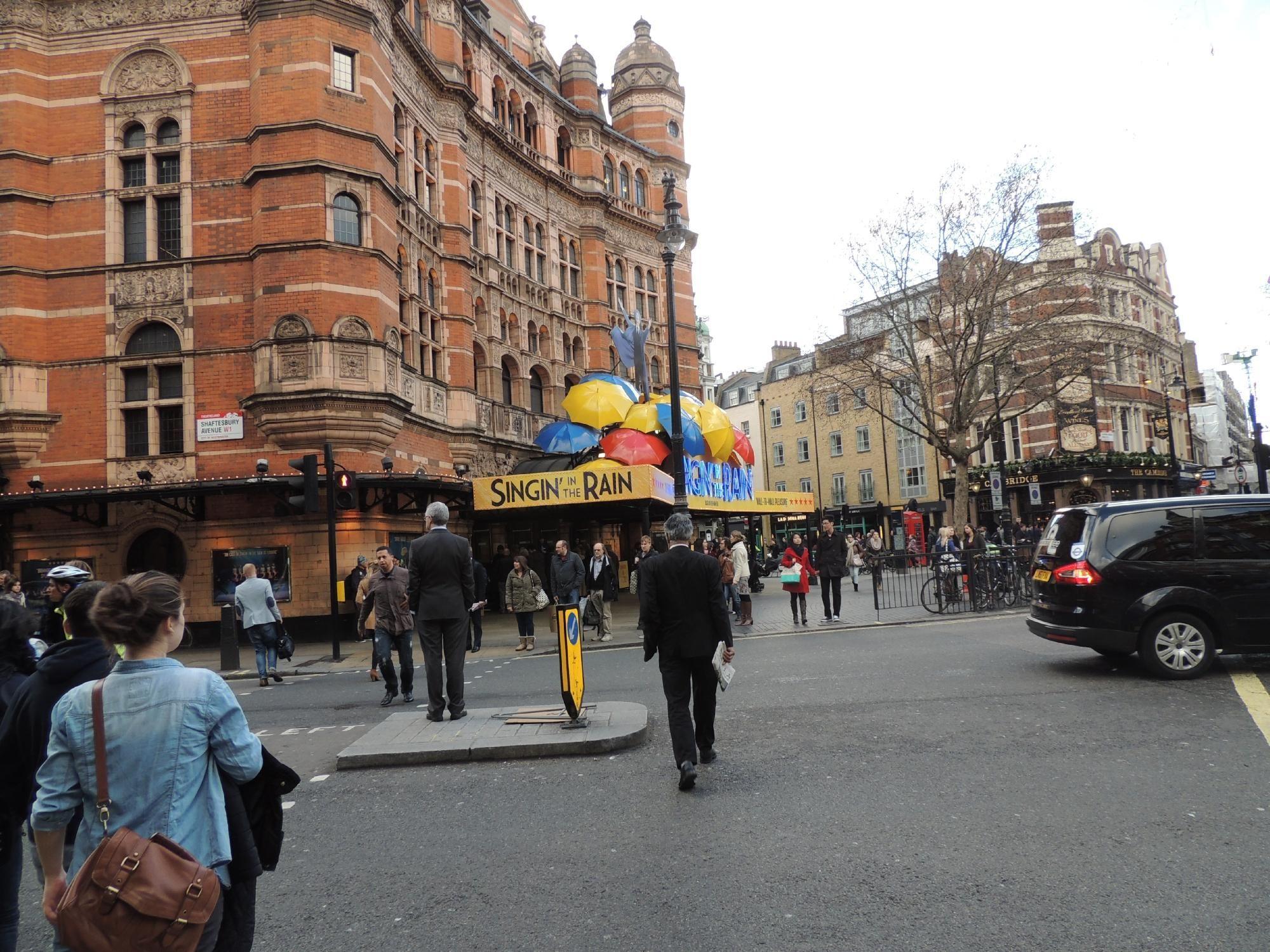 West End Londres