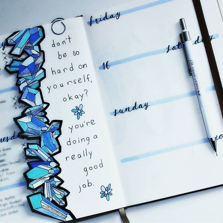 #BulletJournal #WeeklySpread Oh my goodness. This is so freaking cool. This is t