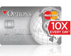 Canadian Tire Mastercard >> Canadian Tire Financial Services Canadian Tire Options Sup