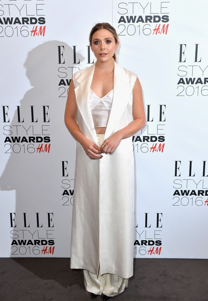 Spotted celebrities at the elle style awards 2017