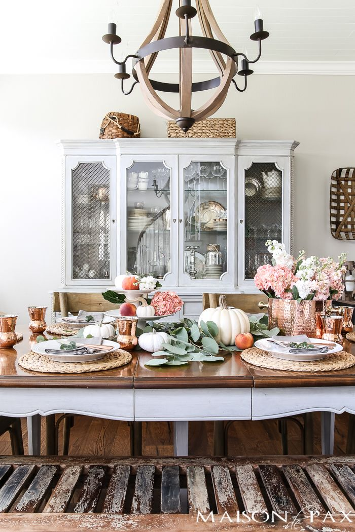 Efficient Decor The Most Versatile Accessories Dining Room Table Decor French Country Dining Room Table French Country Dining Room