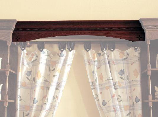 Imagenes de cortineros de madera rusticos   buscar con google ...