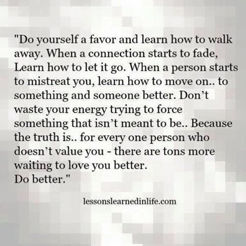 Moving On Quotes :Now I'm doing that…