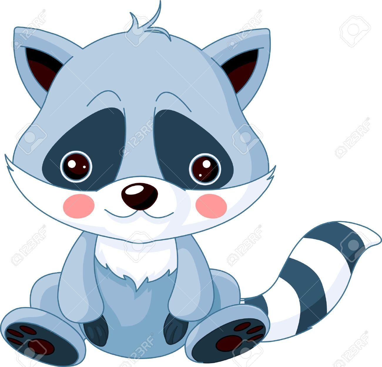 cute zoo buscar con google cuadernos pinterest clip art rh pinterest com cliparts raccoon raccoon clipart black and white