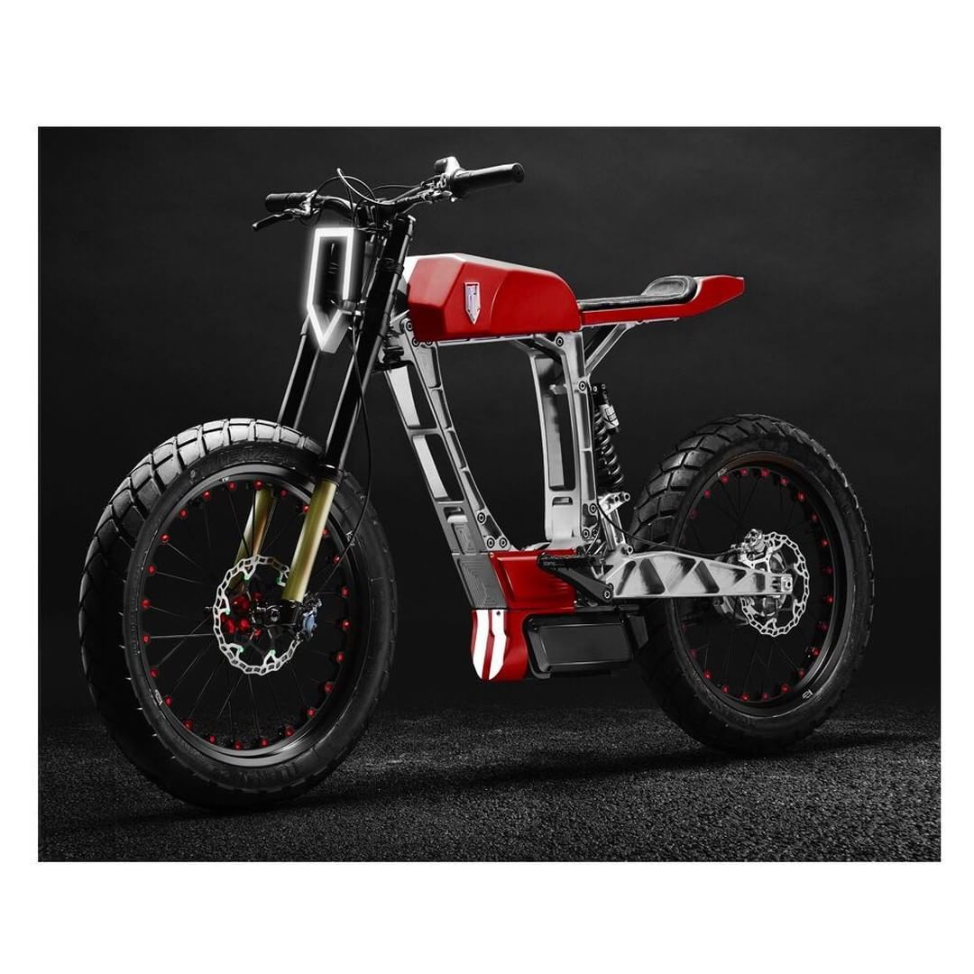 Exciting New Electric Bike From Italy The Storta Evnerds New
