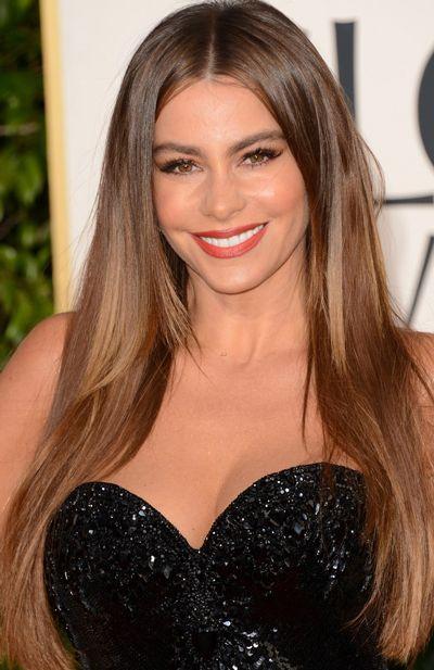 images of sofia vergara with highlighted hair | Sofia Vergara
