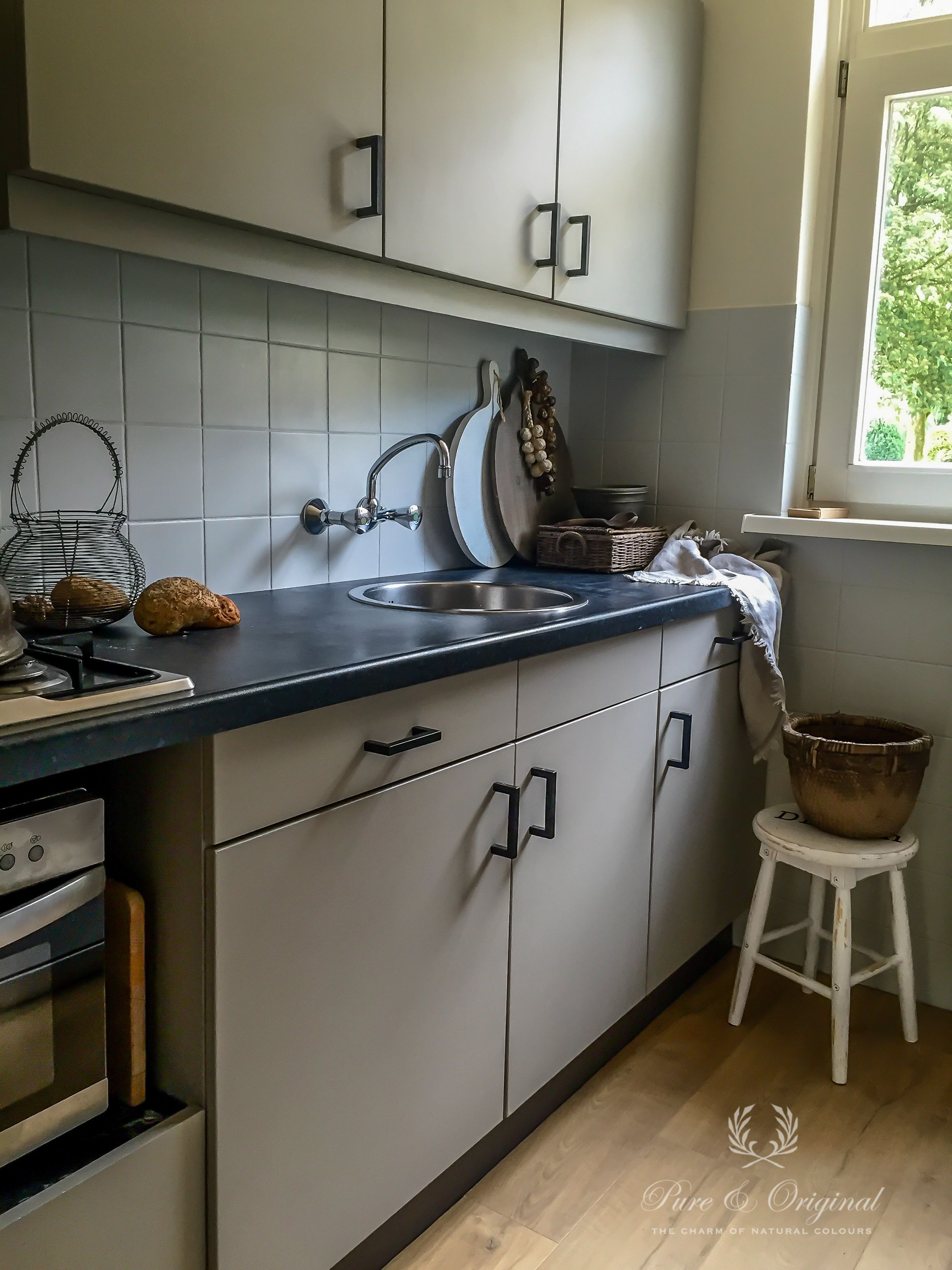 Blog Pure Original Keuken Renoveren Kitchen Restyling