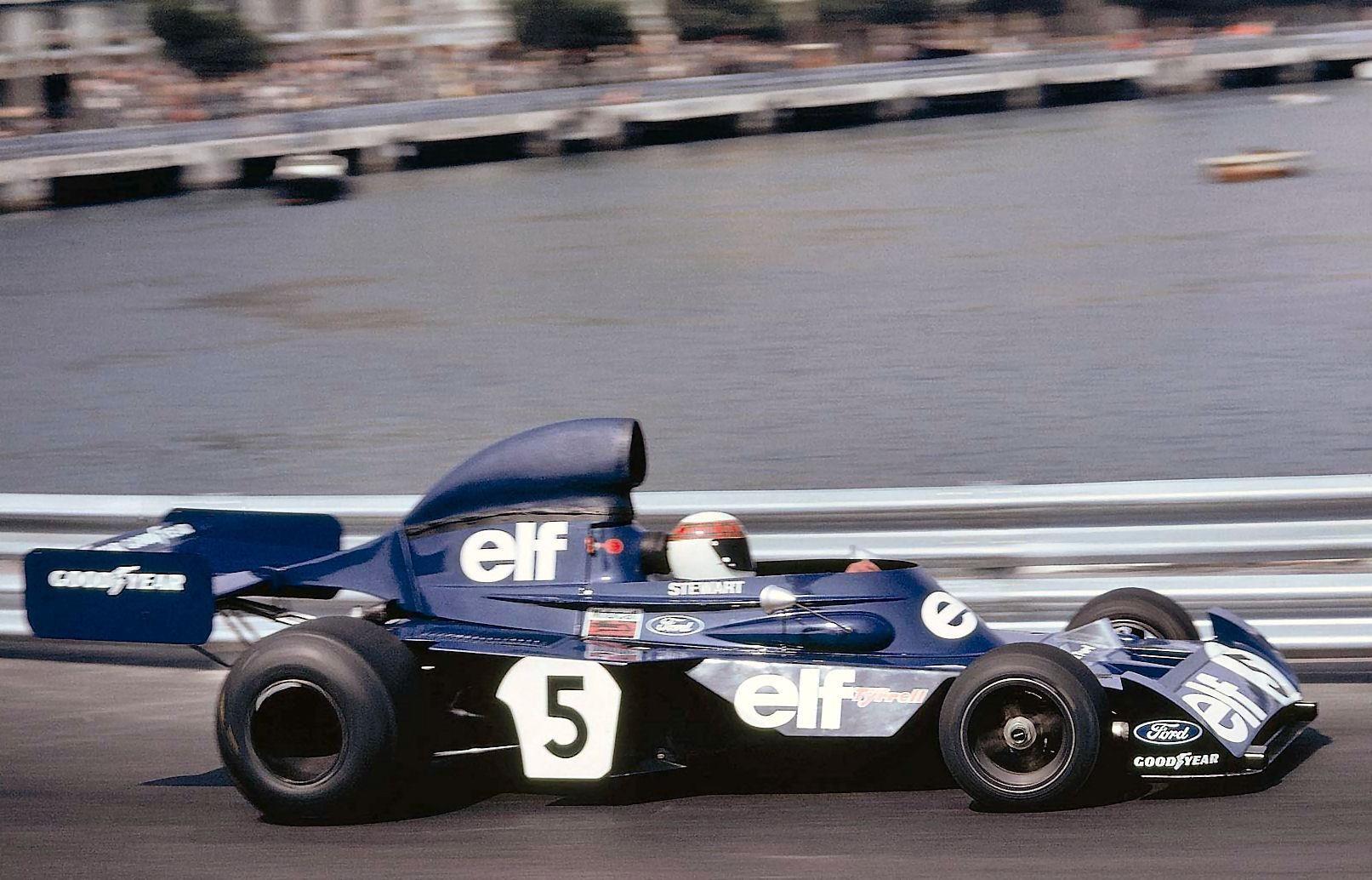 Tyrrell 006/2, Jackie Stewart, 1973 | Jackie stewart, Racing ...