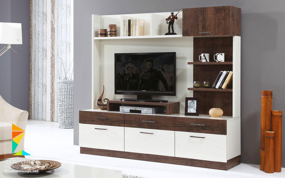 أحدث مكتبات تلفزيون بلازما 2019 Tv Unit Furniture Home Decor Modern Tv Units
