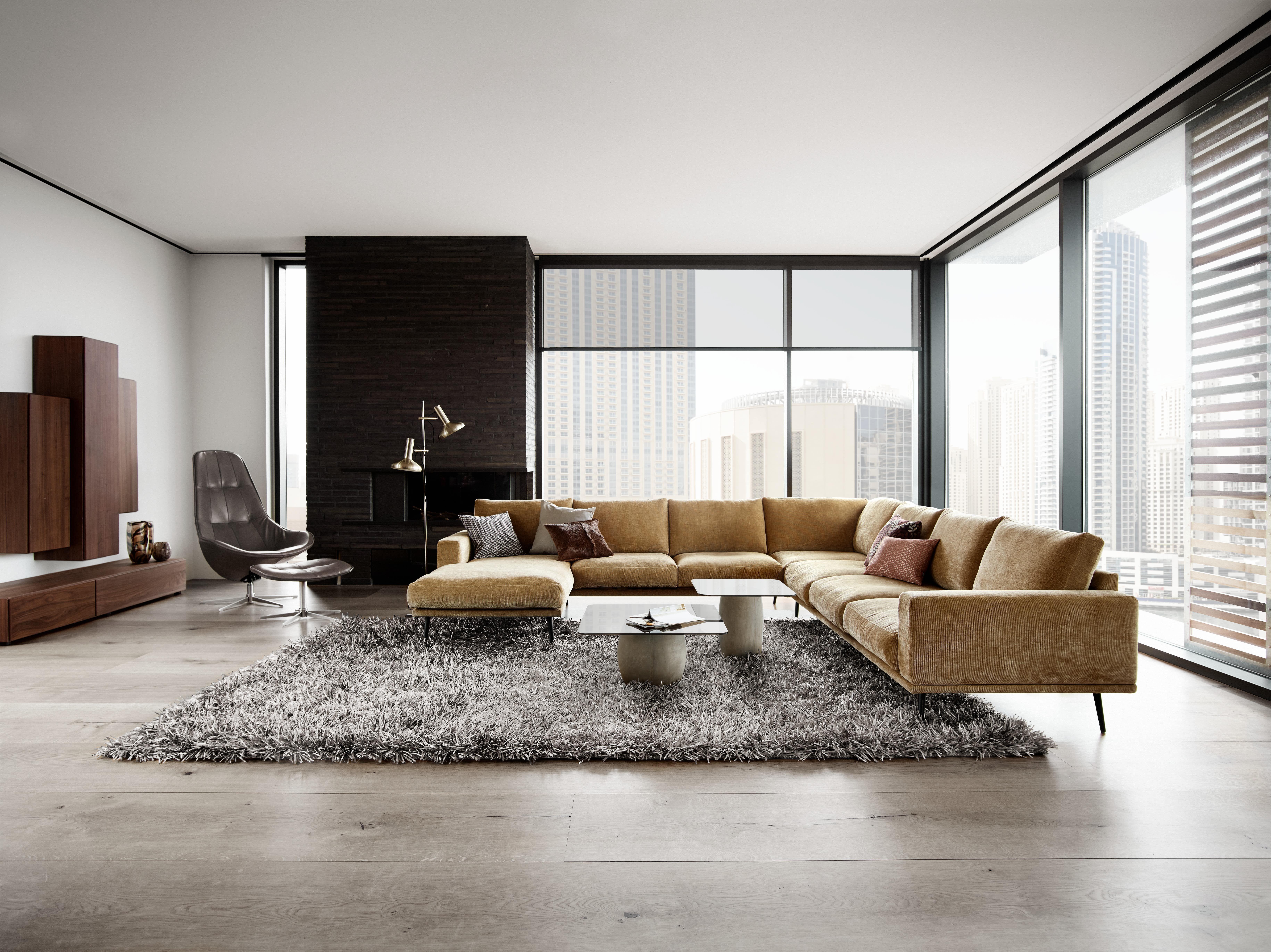 Carlton Sofa mit Boston Sessel #boconcept #livingroom # ...