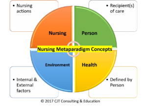 What is the Nursing Metaparadigm | Nursing theory, Nursing ...