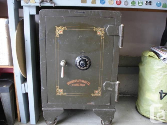 Antiques For Sale Antique Safe In Armstrong British Columbia