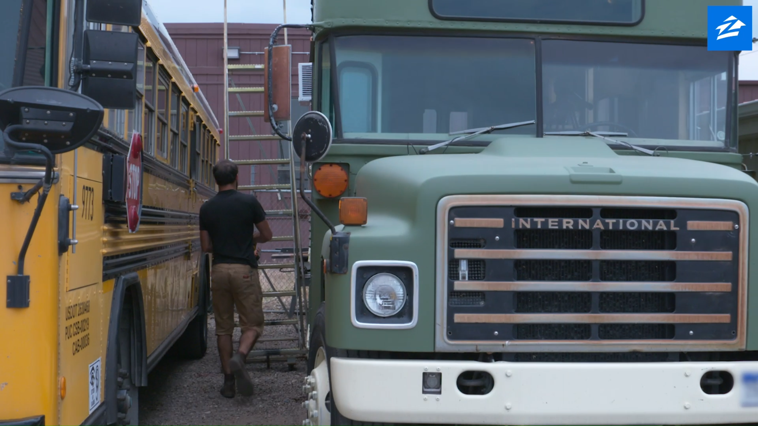 Photo of Wild Ride: Turning School Buses Into Homes on Wheels