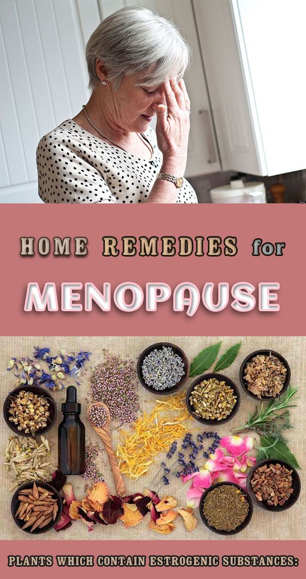 To beat menopause symptoms, you can apply this home remedy in the following  way.
