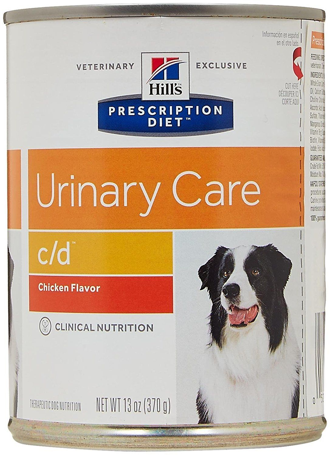 Hill S Prescription Diet C D Canine Urinary Tract Health 12x13oz Find Out More Details By Clicking The Animal Nutrition Hill S Pet Nutrition Wet Dog Food