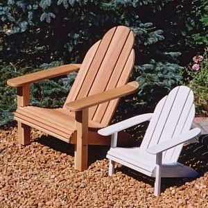 Wondrous Kids Cape Codr Adirondack Chair Plan By Furniture Den Machost Co Dining Chair Design Ideas Machostcouk
