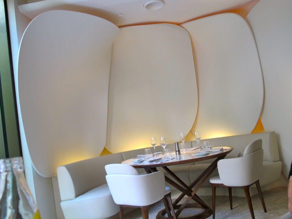 Lovely lunch at Camelia @ Mandarin Oriental #paris