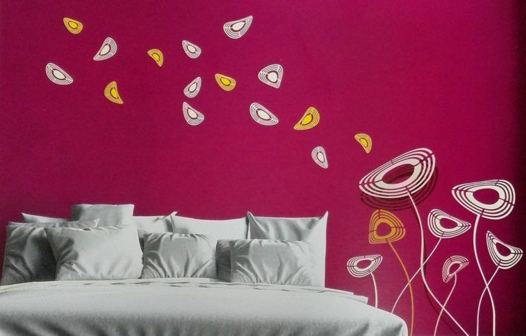 Leon Arts Painters In Bangalore Best House Painting Service Contractor Professional Interior Exterior Be Hall Painting Designs Bedroom Wall Designs Wall Design