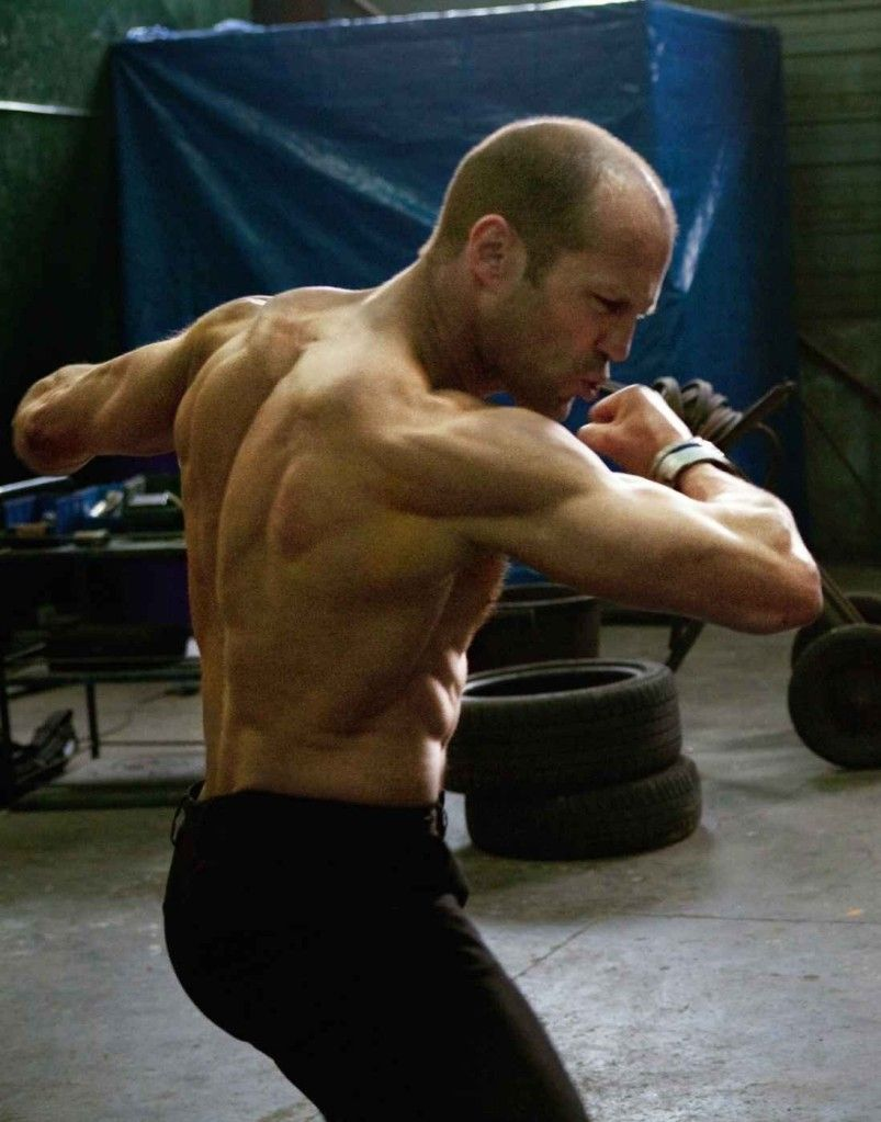 The complete Jason Statham workout The complete Jason Statham workout new photo