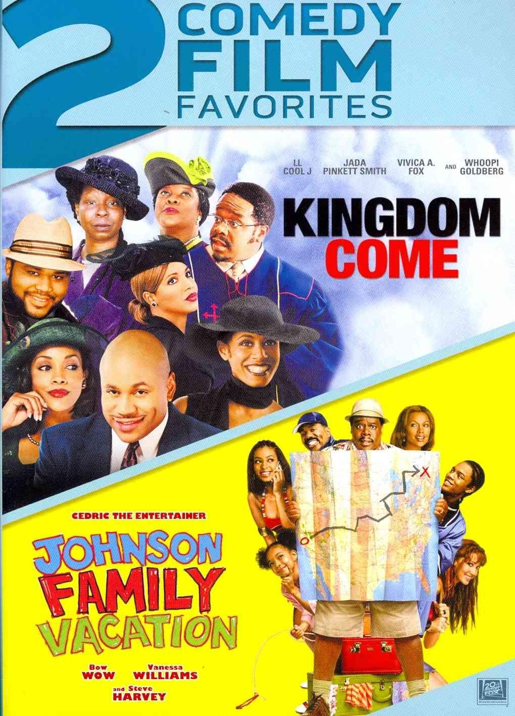Johnson Family Vacation Full Movie >> Kingdom Come Johnson Family Vacation Products Johnson