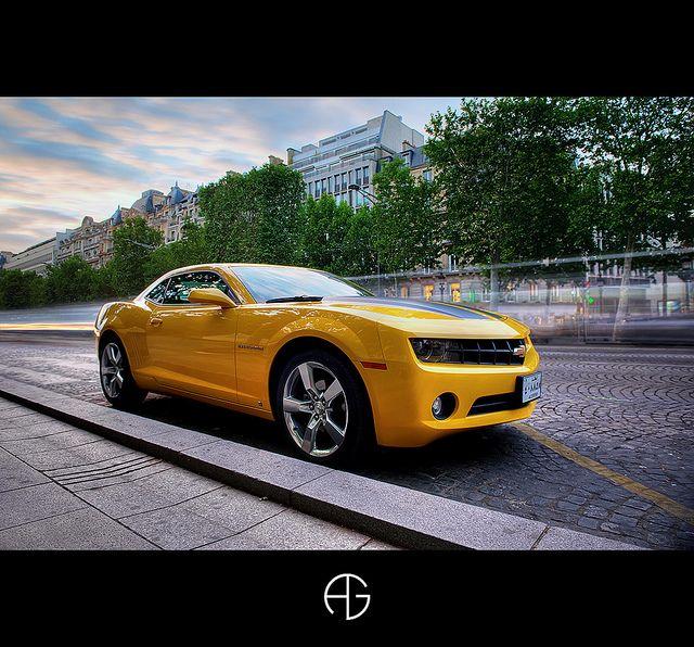 Bumblebee Chevrolet Camaro Dream Cars Chevrolet