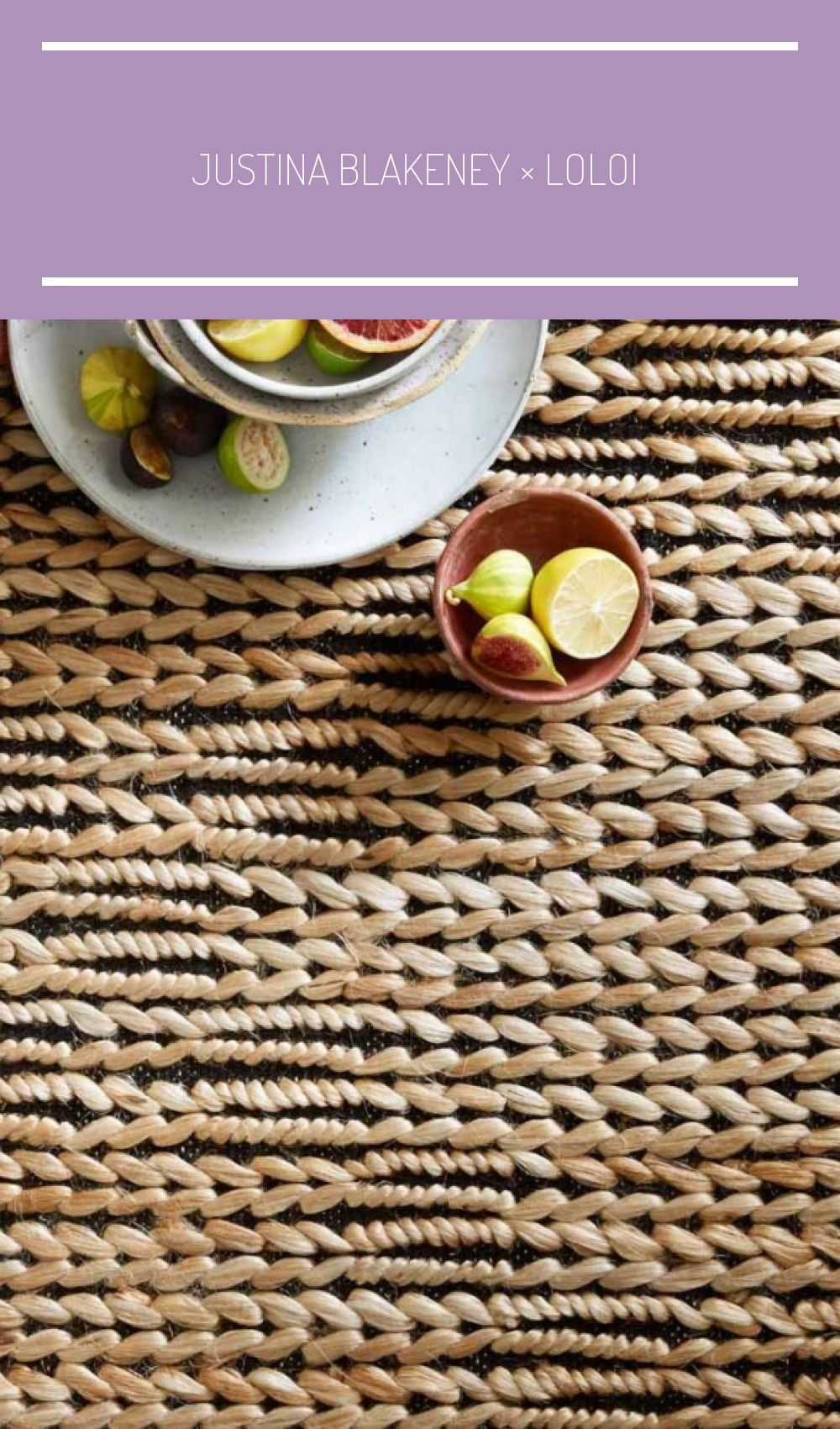 Justina Blakeney × Loloi Playa Dayo Hand Woven Rug