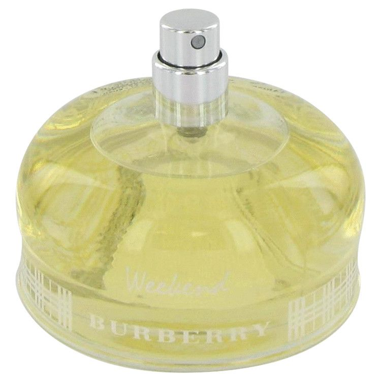 Weekend  3.3 oz EDP Perfume TESTER By Burberry for Women
