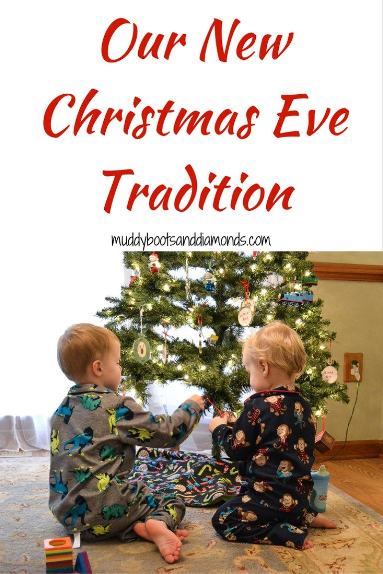 A Christmas Eve Tradition Christmas Eve Traditions Cute Christmas Gifts Christmas Activities For Kids