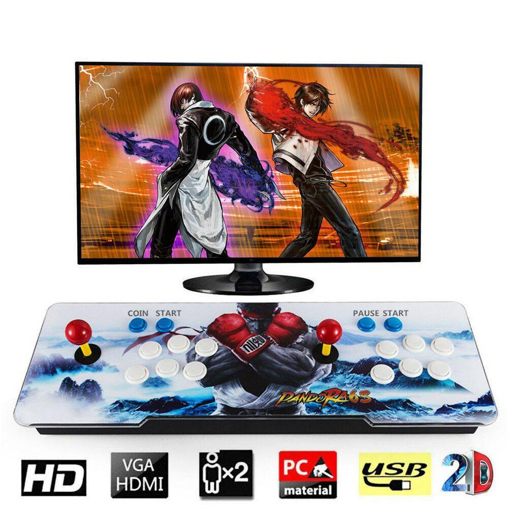 Ps3 Games 2020.Pandora Key 6s Box 2020 In 1 Arcade Retro Game Console Hdmi