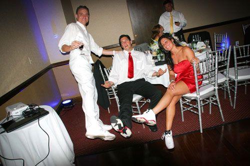 Air Jordan Wedding