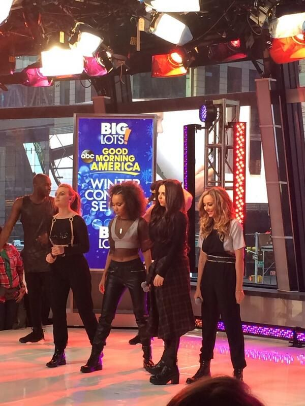 Little Mix! Way to get it done! So proud of our girls