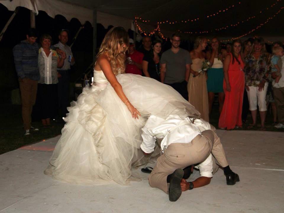 Wedding Garter Toss Clemens 8o16o14