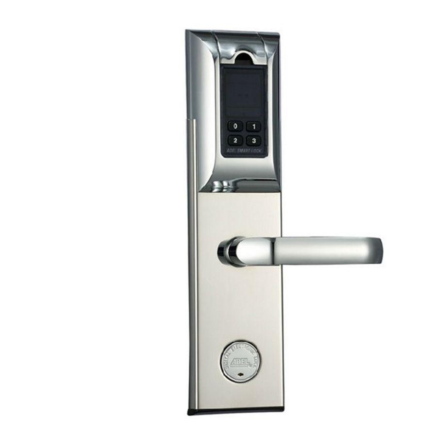 Biometric Fingerprint Lock Entry Door Lock Password Code Keyless