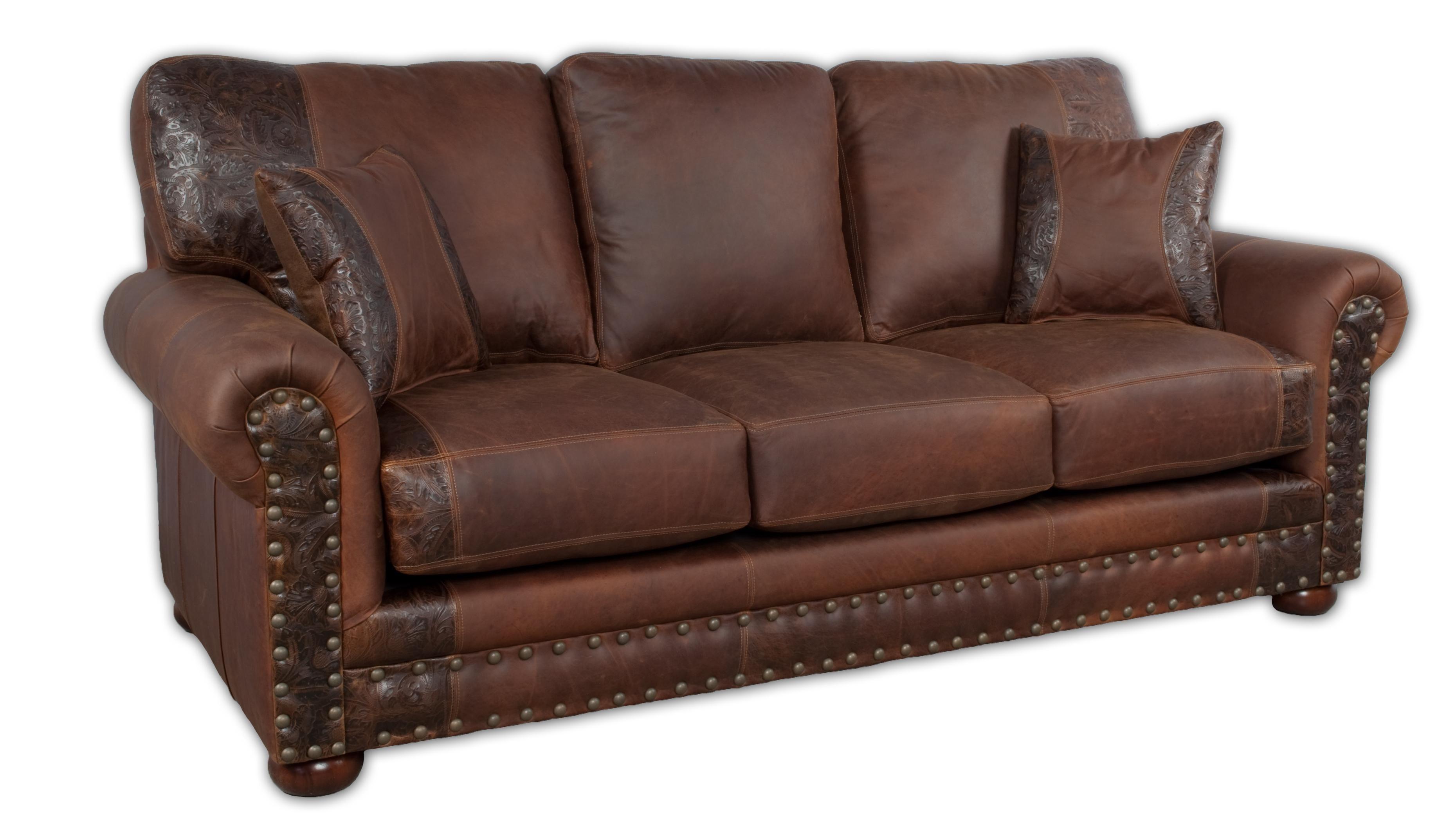 Jesse James Sofa Rustic Sofa Leather Sofa Sleeper Sofa
