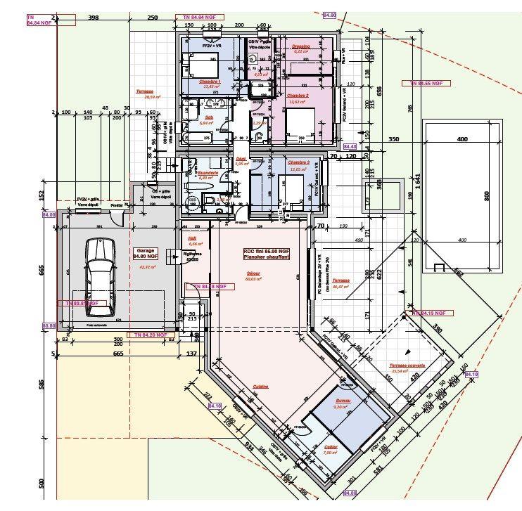 PELICANO 152 \u2013 Les villas Modernes Construction Pinterest