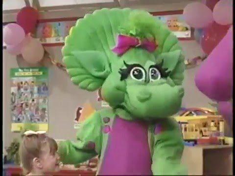 Barney Friends Happy Birthday Barney Season 1 Episode 12