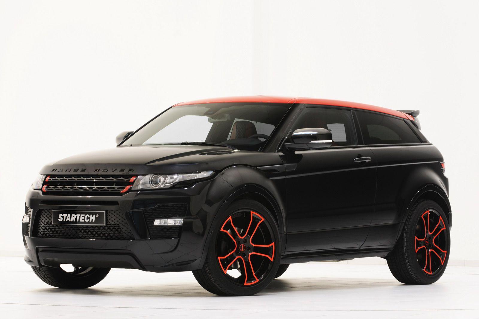 Startech Range Rover Evoque 레인지로버, 자동차