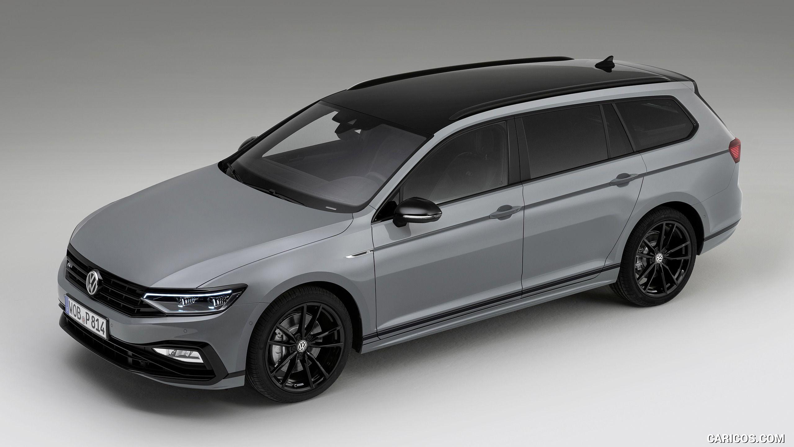 2019 Volkswagen Passat Variant R Line Edition Eu Spec Front Three Quarter Hd Vw Passat Volkswagen Passat Volkswagen